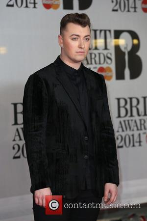 Brit Awards Winner Sam Smith Surges To Number One On U.k. Charts