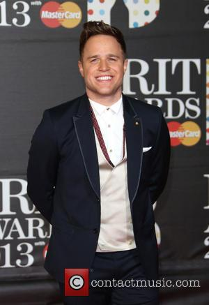 Olly Murs - The 2013 Brit Awards
