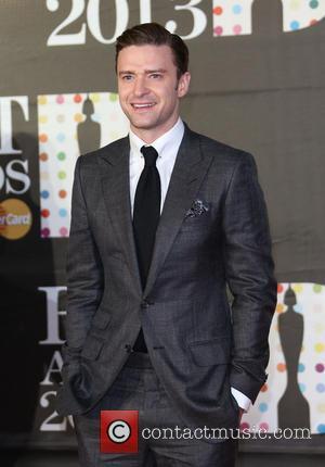 Justin Timberlake - The 2013 Brit Awards at Brit Awards - London, United Kingdom - Wednesday 20th February 2013