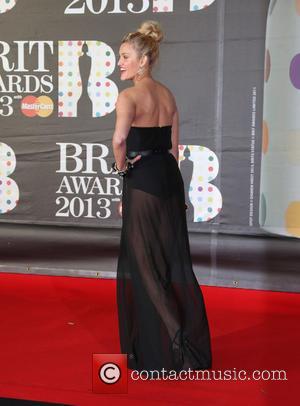 Ashley Roberts - The 2013 Brit Awards at Brit Awards - London, United Kingdom - Wednesday 20th February 2013