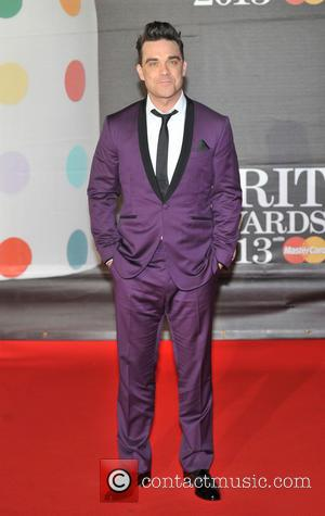 Robbie Williams - The 2013 Brit Awards