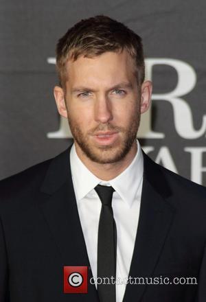 Calvin Harris - The 2013 Brit Awards (Brits)