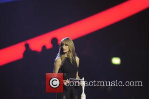 Taylor Swift - The 2013 Brit Awards (Brits) at O2 Arena, Brit Awards - London, United Kingdom - Wednesday 20th...