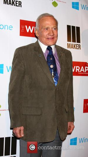 Buzz Aldrin - The Wrap Pre-Oscar party at Culina at the Four Seasons Hotel - Los Angeles, California, United States...