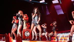 Girls Aloud Perform - Newcastle, England, United Kingdom - Thursday 21st February 2013