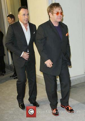 Elton John And David Furnish Planning Los Angeles Wedding