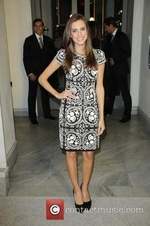 Allison Williams - Tom Ford cocktail party in support of Project Angel Food - Arrivals - Los Angeles, California, United...
