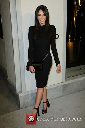 Melanie Mar - Tom Ford cocktail party in support of Project Angel Food - Arrivals - Los Angeles, California, United...