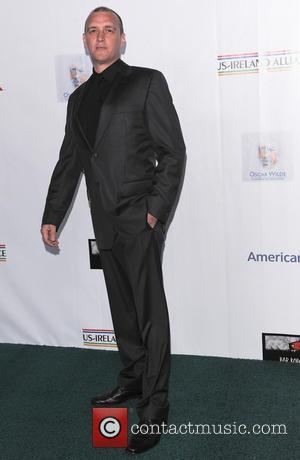 Alan O'Neill - US - Ireland Alliance honor Actor Colin Farrell at Bad Robot - Santa Monica, California, United States...
