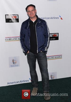 Mike O'Malley - US - Ireland Alliance honor Actor Colin Farrell at Bad Robot - Santa Monica, California, United States...