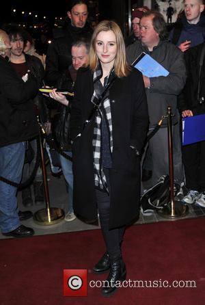 Laura Carmichael - Opening night of 'Macbeth' held at the Trafalgar Studios - Arrivals - London, England, United Kingdom -...
