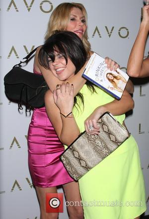 Brandi Glanville - Brandi Glanville book launch - Las Vegas, Nevada, United States - Friday 22nd February 2013