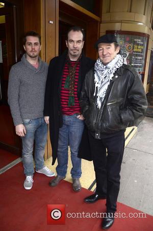 Samuel Feeney, Gavin Mitchell and David Hayman