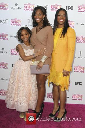 Quvenzhane Wallis - 2013 Film Independent Spirit Awards at Santa...