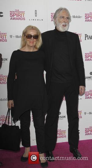 Susanne Haneke and Michael Haneke