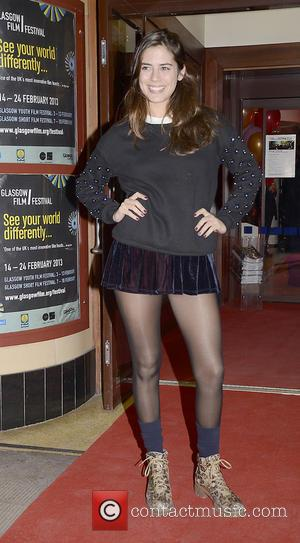 Lorenza Izzo - UK Premiere of Aftershock - Glasgow, Scotland - Saturday 23rd February 2013