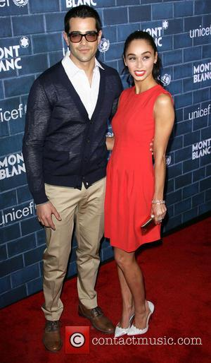 Jesse Metcalfe and Cara Santana - Montblanc and UNICEF celebrate the launch of their new 'Signature For Good 2013 Initiative'...