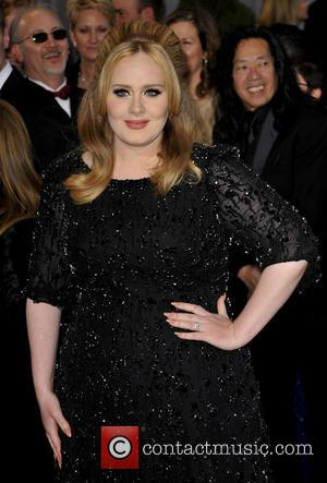 Adele Suggests Third Album '25' Will Be Released In 2014