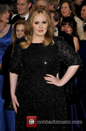 New Mother Adele Back In The Studio - Report