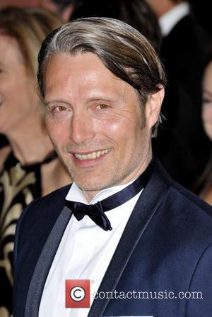 Mads Mikkelsen - The 85th Annual Oscars at Hollywood &...