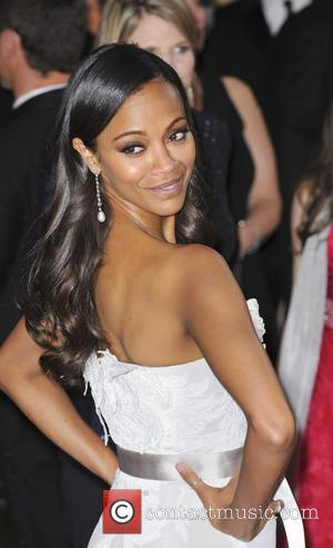 Zoe Saldana, Academy Of Motion Pictures And Sciences