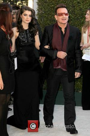 Bono and Eve Hewson