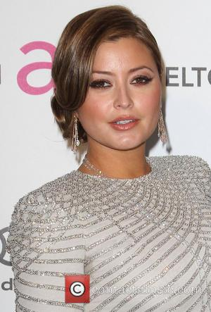 Holly Valance - 21st Annual Elton John AIDS Foundation's Oscar Viewing Party - Los Angeles, California, United States - Sunday...