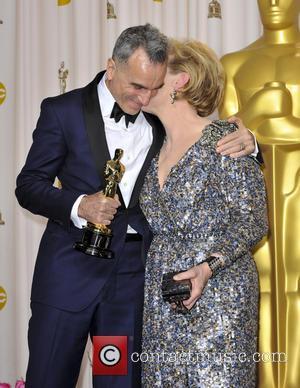 Daniel Day-lewis and Meryl Streep