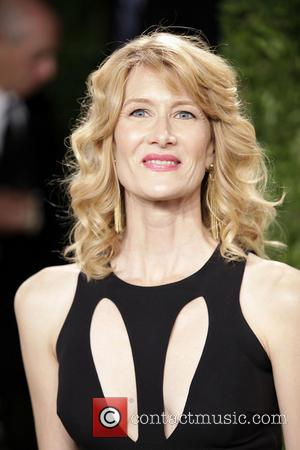 Laura Dern - 2013 Vanity Fair Oscar Party at Sunset Tower - Arrivals - Los Angeles, CA, United States -...