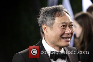 Ang Lee - 2013 Vanity Fair Oscar Party at Sunset...