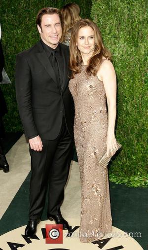 John Travolta - Vanity Fair Oscar Party