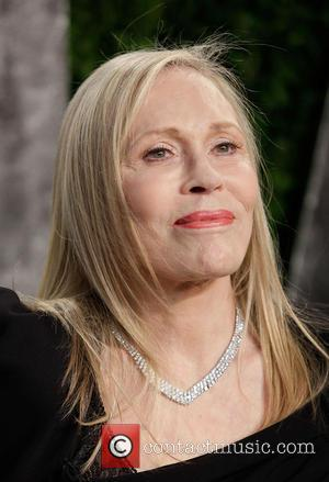 Faye Dunaway - 2013 Vanity Fair Oscar Party at Sunset Tower - Arrivals - West Hollywood, California, United Kingdom -...