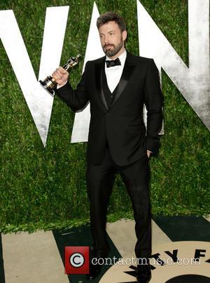 RIP Ben Affleck's Beard: Oscar Winner Affleck Shaves Beard The Day After Winning Award