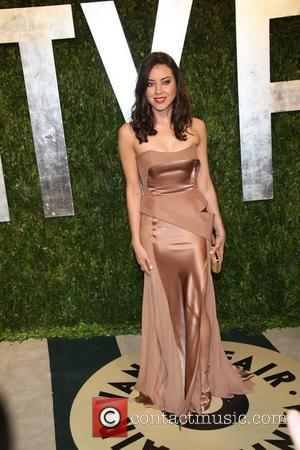 Aubrey Plaza - 2013 Vanity Fair Oscar Party at Sunset Tower - Arrivals - Los Angeles, California, United States -...