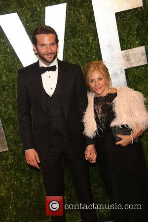 Bradley Cooper and Gloria Cooper - 2013 Vanity Fair Oscar Party at Sunset Tower - Arrivals - Los Angeles, California,...