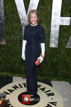 Catherine O'Hara - 2013 Vanity Fair Oscar Party at Sunset Tower - Arrivals - Los Angeles, California, United States -...