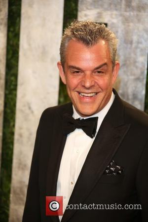 Danny Huston - 2013 Vanity Fair Oscar Party at Sunset Tower - Arrivals - Los Angeles, California, United States -...