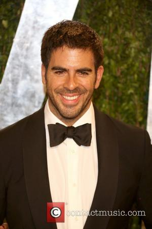 Eli Roth - 2013 Vanity Fair Oscar Party at Sunset Tower - Arrivals - Los Angeles, California, United States -...