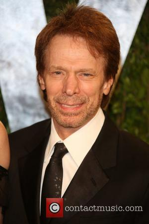 Jerry Bruckheimer - 2013 Vanity Fair Oscar Party at Sunset Tower - Arrivals - Los Angeles, California, United States -...