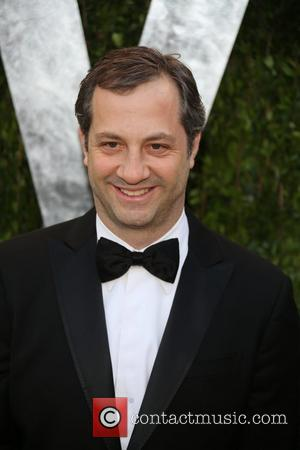Judd Apatow - 2013 Vanity Fair Oscar Party at Sunset Tower - Arrivals - Los Angeles, California, United States -...