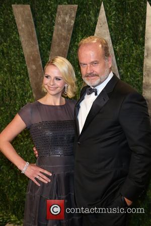 Kelsey Grammer and Kayte Walsh - 2013 Vanity Fair Oscar Party at Sunset Tower - Arrivals - Los Angeles, California,...