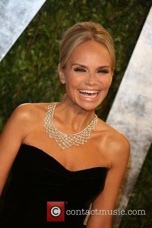 Kristin Chenoweth - 2013 Vanity Fair Oscar Party at Sunset Tower - Arrivals - Los Angeles, California, United States -...