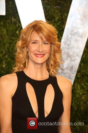 Laura Dern - 2013 Vanity Fair Oscar Party at Sunset Tower - Arrivals - Los Angeles, California, United States -...