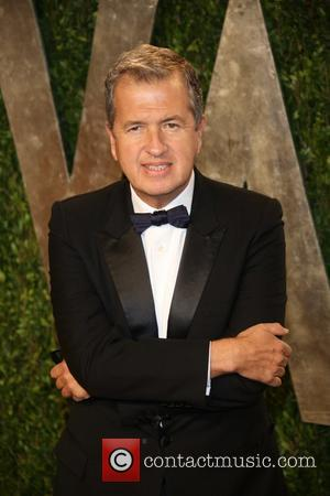 Mario Testino - 2013 Vanity Fair Oscar Party at Sunset Tower - Arrivals - Los Angeles, California, United States -...