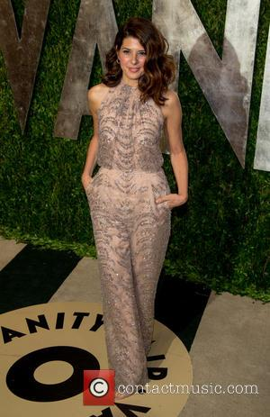 Marisa Tomei - 2013 Vanity Fair Oscar Party at Sunset Tower - Arrivals - Los Angeles, California, United States -...