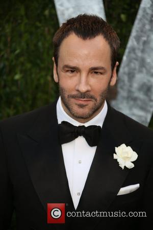 Tom Ford - 2013 Vanity Fair Oscar Party at Sunset Tower - Arrivals - Los Angeles, California, United States -...
