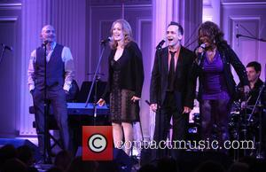 Michael Cerveris, Jan Maxwell, David Pittu and Tonya Pinkins