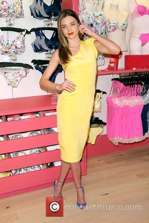 Miranda Kerr - Victoria's Secret Angels Launch