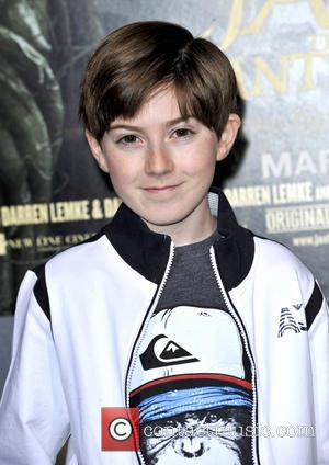 Mason Cook - Premiere of 'Jack The Giant Slayer' at TCL Chinese Theatre in Hollywood - Los Angeles, California, United...