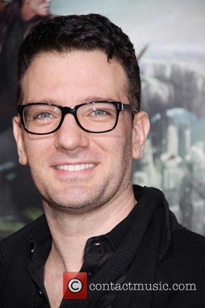 J.C. Chasez - Premiere of 'Jack The Giant Slayer' at TCL Chinese Theatre in Hollywood - Los Angeles, California, United...